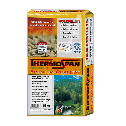 Thermospan Holzpellets