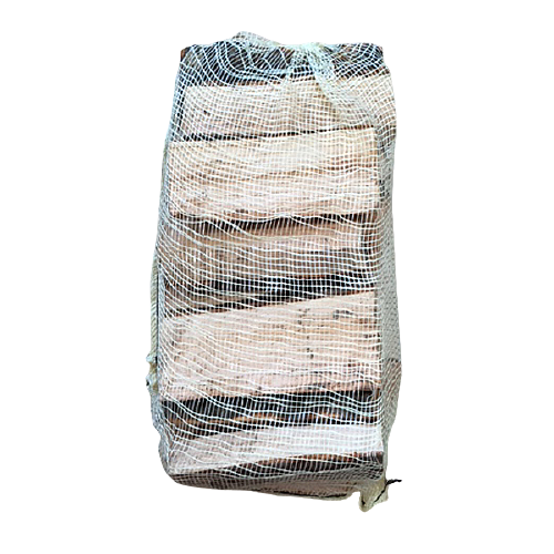 Räucher-,Grill- u. Heizholz im Sack, 25cm,8-10% Rf