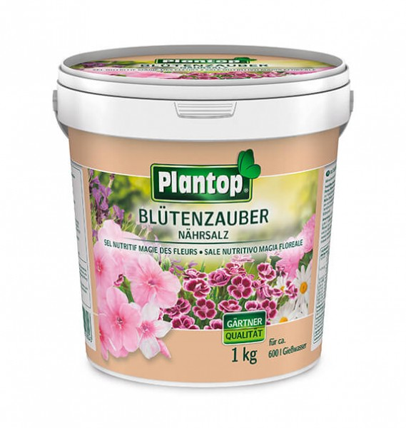 Plantop Blütenzauber 1kg