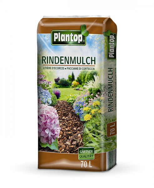 Plantop Rindenmulch