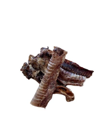 Rinder- u. Schweineschlundrohr mit Dörrfleisch