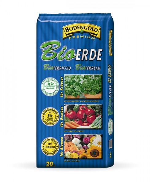 BodenGold Bio - Erde