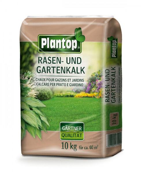 Plantop Rasen- und Gartenkalk 10 kg