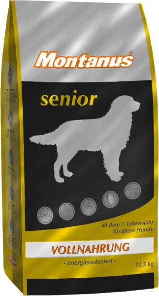 Montanus Hundefutter, Senior