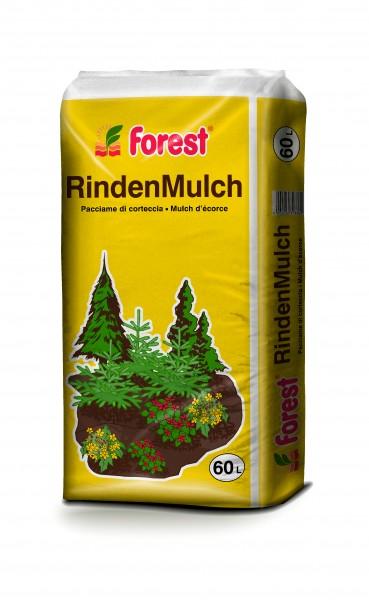 Forest - Rindenmulch